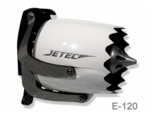 JETEC E-120 Klapp-Impeller - Klapptriebwerk für Segler mit Servo