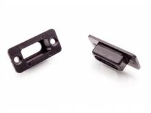 MPX Stecker Einbaurahmen kurz (2Stk)