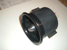 Impeller JETFAN-120 Einlaufring