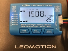 Leomotion LiPo Checker und Balancer