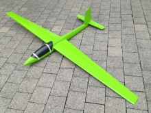 Xmodels X-Swift S1 FS/HS  (2500mm) (Fast Slope)