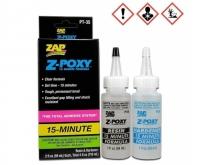 ZAP Z-Poxy 2K-Kleber, 15min, 113g