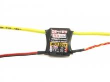 JETI MUI50 EX - Spannungs- &Strommesser bis 50A