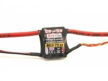 JETI MUI75 EX - Spannungs- &Strommesser bis 75A