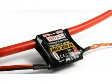 JETI MUI200 EX - Spannungs- &Strommesser bis 200A