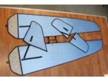 GLIDER_IT BHYON  -  pull-over Flügeltasche 320