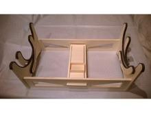Leomotion Modell-Montageständer (Holz)