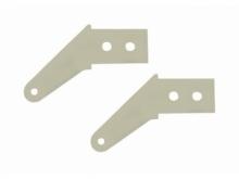 Ruderhorn GFK 27mm (2 Stück)