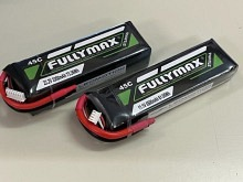 Leomotion LiPo  3700mAh 3s1p 40C  - by Fullymax