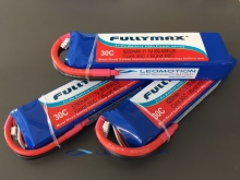 Leomotion LiPo  6250mAh 6s1p 30C  - by Fullymax