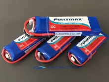 Leomotion LiPo  1600mAh 2s1p 30C  - by Fullymax