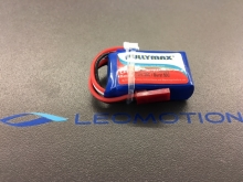 Leomotion LiPo   180mAh 2s1p 25C  - by Fullymax