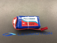 Leomotion LiPo   350mAh 2s1p 30C  - by Fullymax