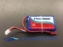 Leomotion LiPo   450mAh 3s1p 30C  - by Fullymax