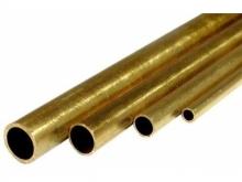 Messingrohr  6.0/5.1mm, 1m, hart