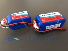 Leomotion LiPo   800mAh 2s1p 20C  - by Fullymax