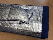PCM Erwin XL Schutztasche vernäht