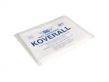 Koverall Spanngewebe Polyester weiss - 42g, 1.2x4.5m