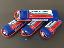 Leomotion LiPo  1600mAh 4s1p 30C  - by Fullymax