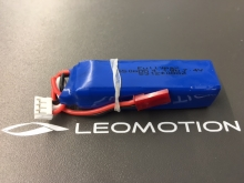 Leomotion LiPo   550mAh 2s1p 20C  - by Fullymax