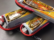 Leomotion LiPo  1800mAh 3s1p 80C  - by Fullymax