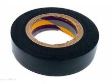 Isolierband PVC, schwarz, 16mm, 20m