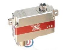 KST Servo X08H - 2.8 kg*cm HV (V5.0) - 8mm für Flügeleinbau