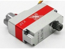 KST Servo X08N - 2.8 kg/cm HV (V5.0) - 8mm für Flügeleinbau