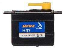 Servo H47 - 1.2 kg/cm HV (Ersatz für D47, FS31)