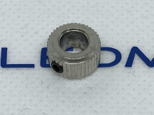Stellring 3.1mm, gerändelt, 10 Stk.