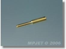 MP JET Gewindebuchse M2, Anschluss Ø0.8mm (10 Stück)