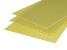 GFK Platte 0.5mm/350x150mm