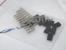 Futaba Stecker (female-pin, Servoanschluss) zum krimpen (10Stk)
