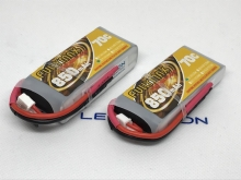 Leomotion LiPo   850mAh 2s1p 70C  - by Fullymax