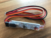 Electron elektro-magnetische Radbrems-Elektronik