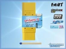 SM Modellbau UniSens-E 140A mit XT90 Stecker
