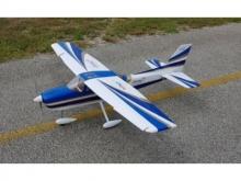 SebArt Cessna 30-50E weiss/blau (1660mm)