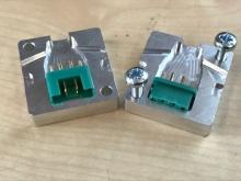 Giessform für MPX-Stecker (6-polig)