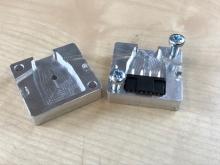 Giessform für MPX-Stecker (8-polig)