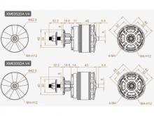 LEO 5322-240 / Dualsky XM6352DA4-24 Competition V4