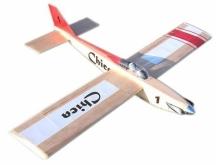 RBC Kits CHICA Retro Trainer Holzbausatz (1000mm)