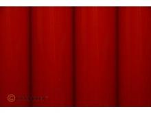 Oracover Bügelfolie, ferrirot - Rolle 60cm x 10m