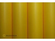 Oratex Bügelfolie, scale cub gelb - Rolle 60cm x 10m
