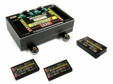 JETI Central Box 220 + 2 Rsat2 + RC Switch