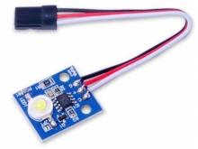 Hyperion Mini Navigation LED Strobe Light - ROT