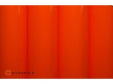 Orastick Klebfolie, rotorange fluor - Rolle 60cm x 2m