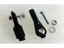 Kugelkopfanschluss M2.0 mit M2 Schraube (2 Stück)