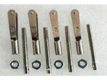 Seil-Anlenk-Set M2 (4 Stk)