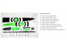 SHINTO Expert F3F LDS (2995mm)
