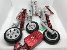 SebArt Mini Avanti S El. Einziehfahrwerk mit Bremsen